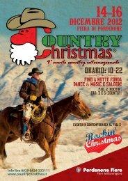 dicembre 2012 - Country Christmas