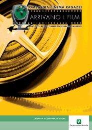 """""""Arrivano i Film"""" 2010-2011 - Lombardia Spettacolo"""
