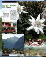 MONTAGNA ESTIVA - EliteTour Vacanze