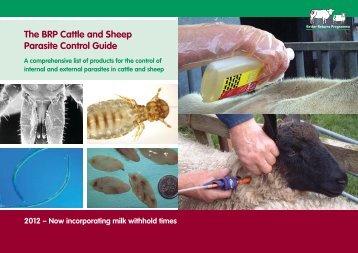 Parasite control guide - Eblex