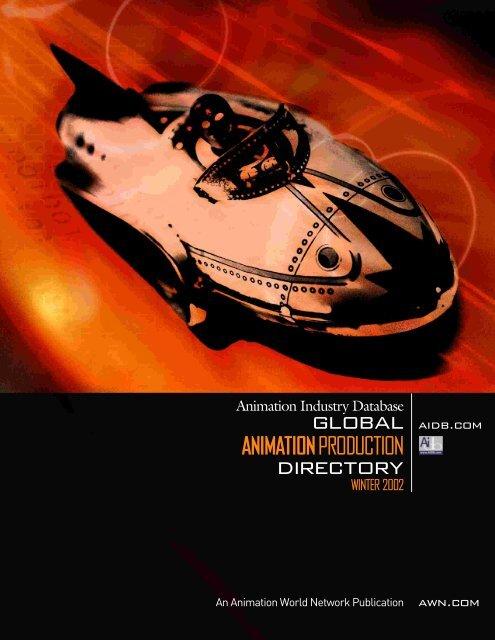 Animation Production Awn S Animation Industry Database