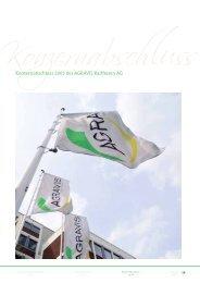 Konzernabschluss 2005 der AGRAVIS Raiffeisen AG