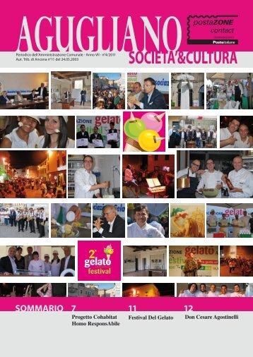 Anno 2011 - N. 2 - Comune di Agugliano