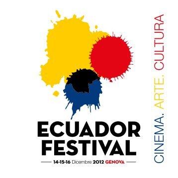 CINEMA. AR TE. CULTURA - Ecuador Festival