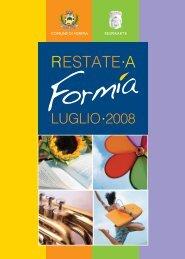 Restate a Formia – Luglio 2008 - LatinaEventi.it