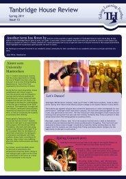 eco news - Tanbridge House School