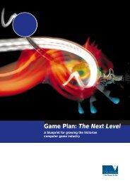 Game Plan - The Next Level - Multimedia Victoria