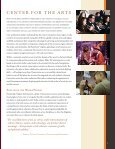 Center for the Arts - The Campaign For Virginia Tech - Page 3
