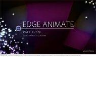 WEB EVANGELIST, ADOBE - HTML5 Developer Conference
