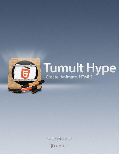 Download Hype Documentation PDF - Tumult