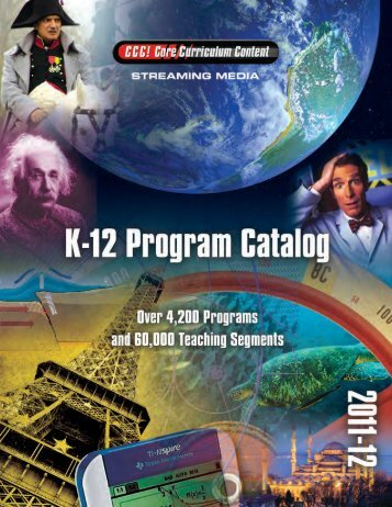 Sciences - EVSC iCATS