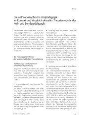 Die anthroposophische Heilpädagogik im Kontext ... - khsdornach.org