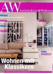 2011-10 Architektur & Wohnen