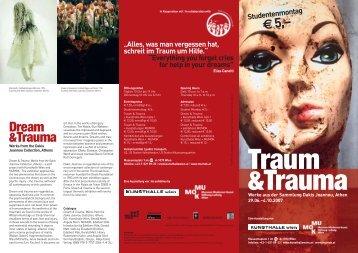 Traum &Trauma - Mumok