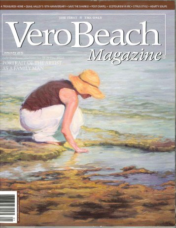 Vero Beach Magazine January 2012