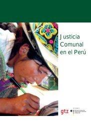 """Ver documento """"Justicia Comunal en el Perú"""" - Servindi"""