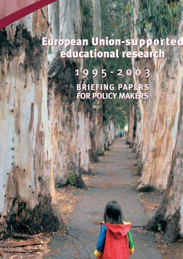 briefing papers for policy makers