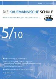 Chancen für ein neues Bildungsmodell - vLw Stiftung NRW eV