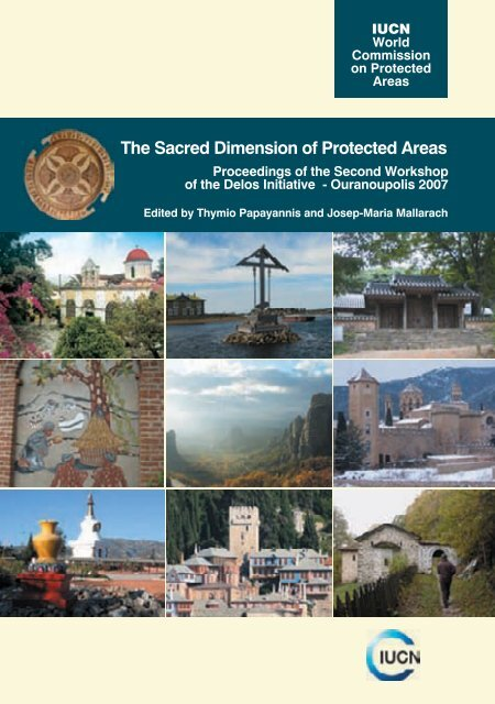 The Sacred Dimension Of Protected Areas Iucn
