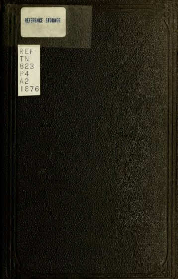 Reports of the Inspectors of Mines of the - Pennsylvania Annual ...