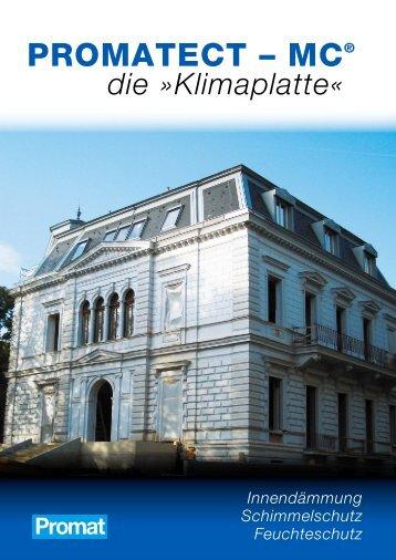Maler Rosenheim promatect mc innendämm institut für baubiologie rosenheim gmbh