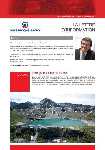 Newsletter Client_09.12.pdf - Soletanche Bachy
