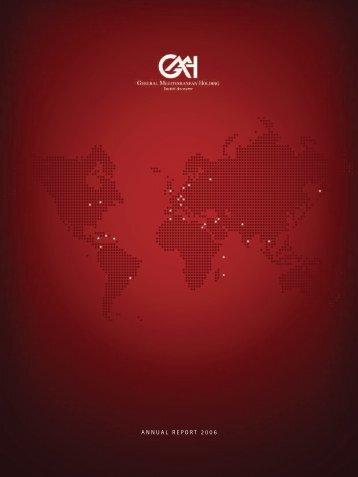 Fintrade Services Inc. - General Mediterranean
