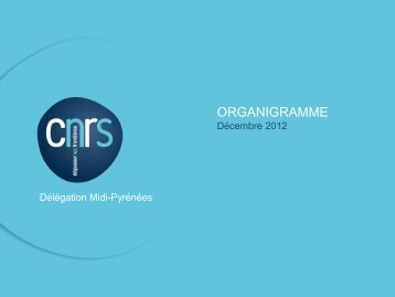 Ressources humaines - CNRS