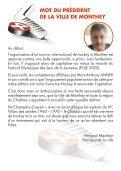 Livret de fête - International Chablais Hockey Trophy - Page 7