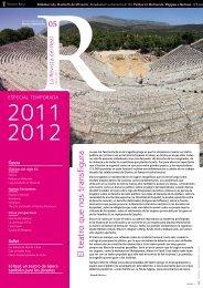 Revista del Teatro Real