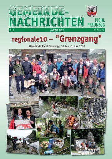 SPRECHTAGE bzw. PARTEIEN- VERKEHR - Tourismusverband ...