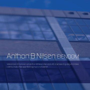 Anthon B Nilsen EIENDOM Anthon B Nilsen EIENDOM