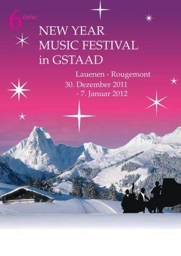 La Happy's Farm à Salzbourg - the NEW YEAR MUSIC FESTIVAL in ...