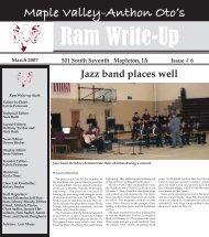 Maple Valley-Anthon Oto's - Maple Valley Community Schools