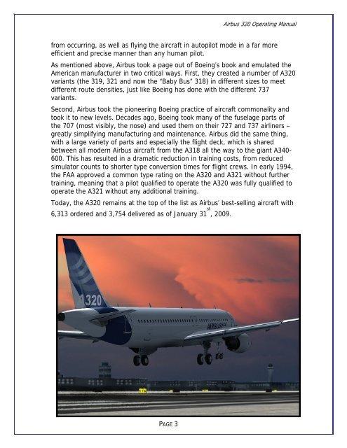 Realfsx Virtual Airline Manual Guide