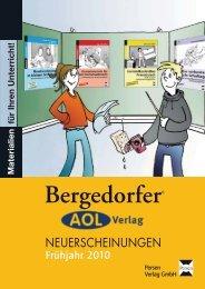 Die AOL-Lernbox: Bestseller seit mehr als 20 Jahren - Persen Verlag