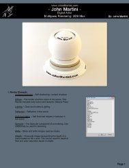 Multipass Rendering: 3ds Max - JokerMartini