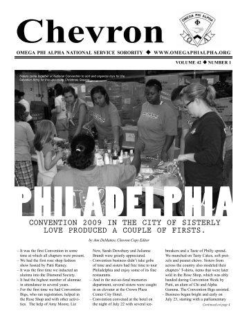 chev. spring 2006.qxd - Omega Phi Alpha