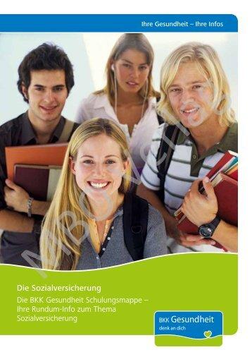 die geschichte der sozialversicherung - MBO Verlag GmbH