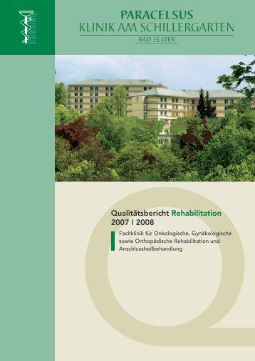 Paracelsus-Klinik Am Schillergarten - bei der Paracelsus-Kliniken ...