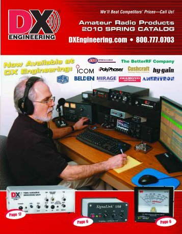 When You Want The Best! - DX Engineering