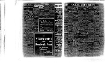 Jun 1926 - On-Line Newspaper Archives of Ocean City