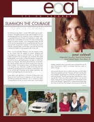 SUMMON THE COURAGE - Arbonne