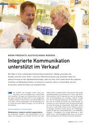Fazit - Dr. Angerer Marketing International