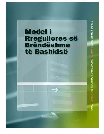 Model i Rregullores së Brendëshme të Bashkisë - Flag home page