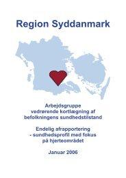 Fase 2: Sundhedsprofil - Region Syddanmark