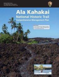 Ala Kahakai - National Park Service