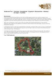 Beschreibung der Tour als PDF-Datei