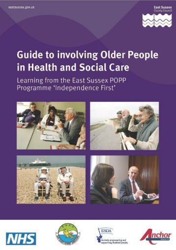 Involving Older People - AMD Alliance International