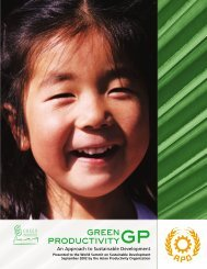 Green Productivity - E2 Management Corporation (E2M)